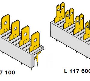 L 117 100 01000 / L 117 600 01000